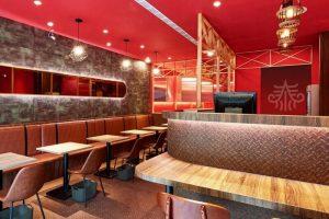 泰式餐廳設計-早午餐店設計-店面設計-裝潢設計-品牌設計-招牌設