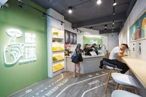 飲料店設計-飲料店裝潢-裝潢設計-品牌設計