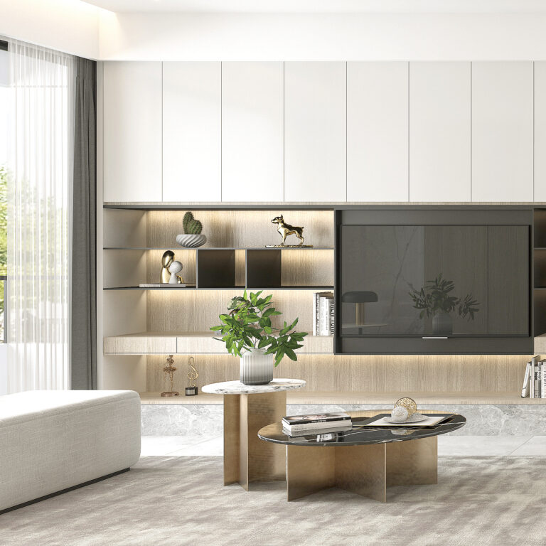 現代輕奢住宅設計