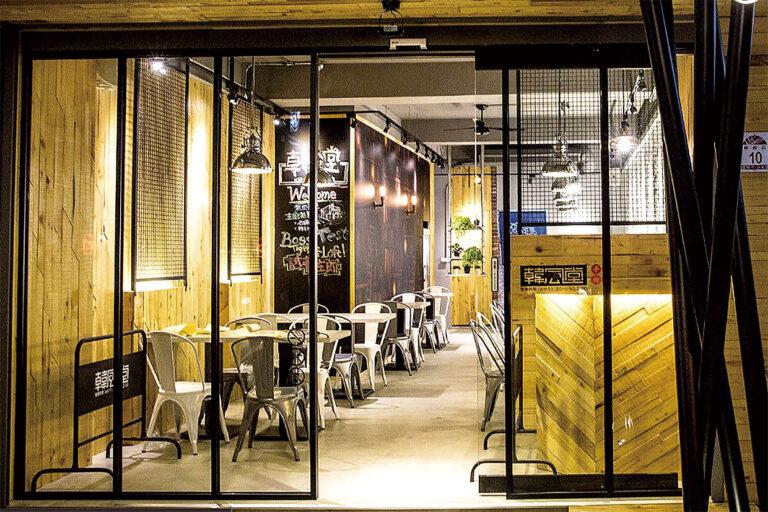 韓風堂韓式餐廳